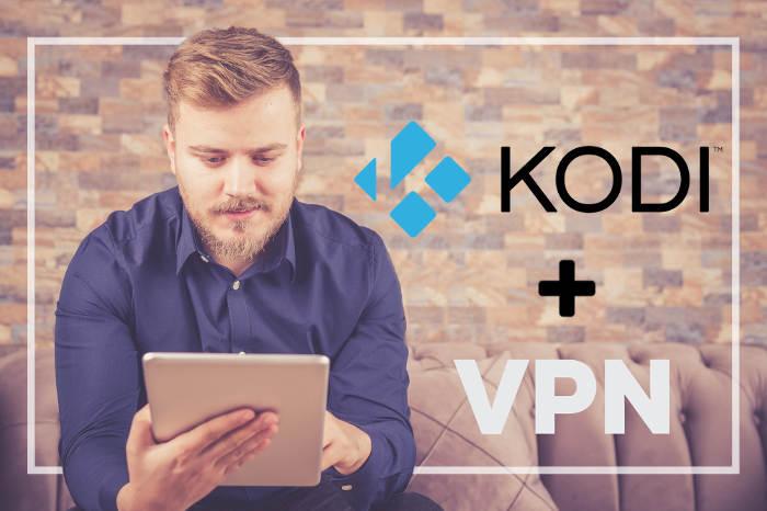 Die Kombo Kodi + VPN ist unschlagbar!